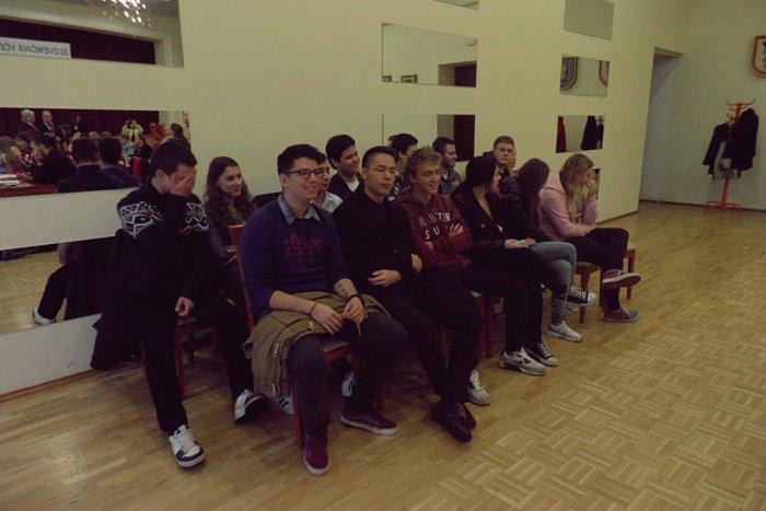 Ilustračný obrázok k článku Slovečina včera a dnes: Študenti gymnázia zažili zaujímavú prednášku