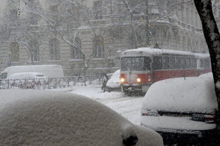 Ilustračný obrázok k článku OBRAZOM: Zima v meste v minulom storočí: Bratislavu kedysi potrápili poriadne kalamity + VIDEO