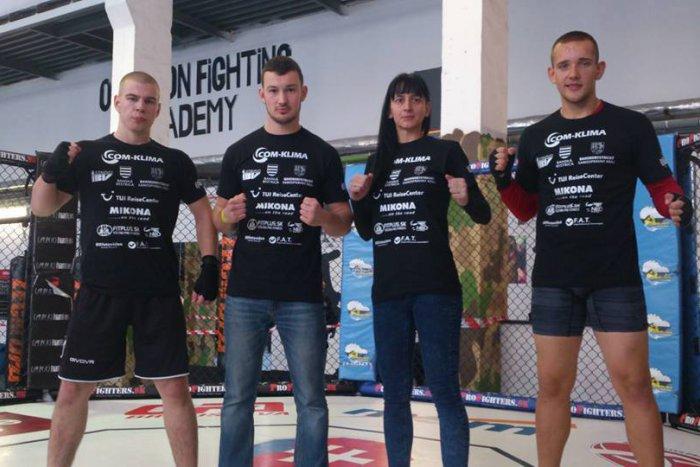 Ilustračný obrázok k článku Mladí bojovníci MMA z bystrického klubu sa ukázali v plnej paráde: Súperov zdolali hneď v prvých kolách FOTO