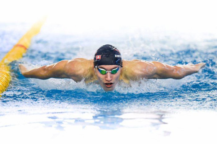 Ilustračný obrázok k článku V bazéne to vie a dosahuje pozoruhodné úspechy: Zoznámte sa so žilinským športovým talentom Vladom (18)