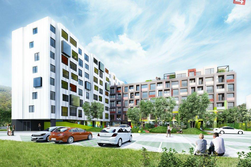 Ilustračný obrázok k článku Novostavba s názvom Mamapapa ponúka bývanie pre mladé rodiny i komunitné centrum