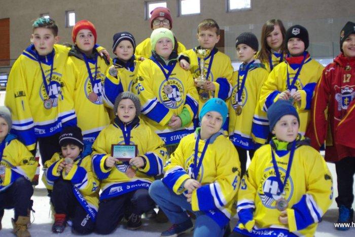 Ilustračný obrázok k článku FOTO: Mladí športovci ukázali svoj talent, v Zlatých Moravciach sa konal veľký hokejový turnaj