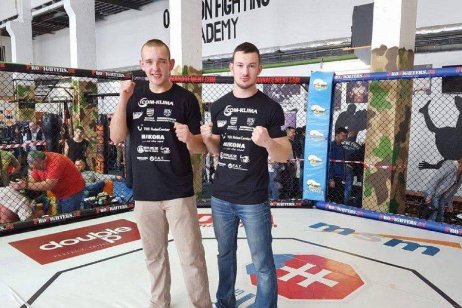 Ilustračný obrázok k článku Mladý bojovník bystrického gymu súperovi nedal šancu: Druhé kolo zápasu v MMA sa už ani nekonalo!