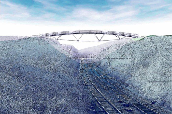Ilustračný obrázok k článku Vieme, ako má vyzerať cyklomost Dúbravka - Lamač