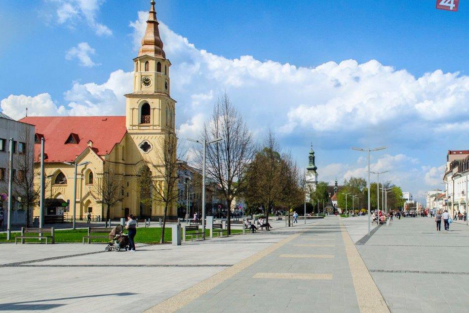 Ilustračný obrázok k článku Súťaž o NAJ mesto Slovenska sa blíži do finále. Ako sa aktuálne darí Zvolenu?