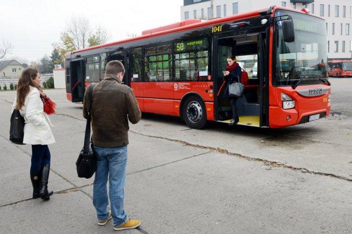 Ilustračný obrázok k článku Táto linka MHD je najdlhšia! Rovnakú vzdialenosť prejdete aj z Bratislavy do Trnavy!