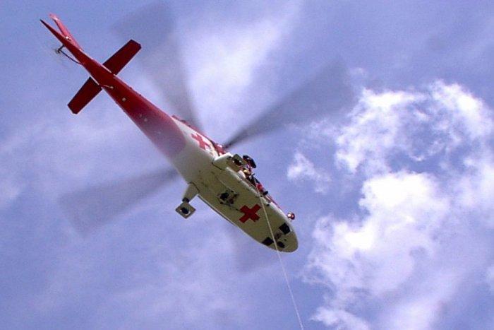 Ilustračný obrázok k článku V Malej Fatre zasahoval vrtuľník: Záchranári pomáhali českej turistke (31)