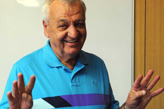Ilustračný obrázok k článku Legendárny Ander z Košíc oslávi 75 rokov: TOP hlášky a vtipy, ktoré sú už zapísané zlatým písmom