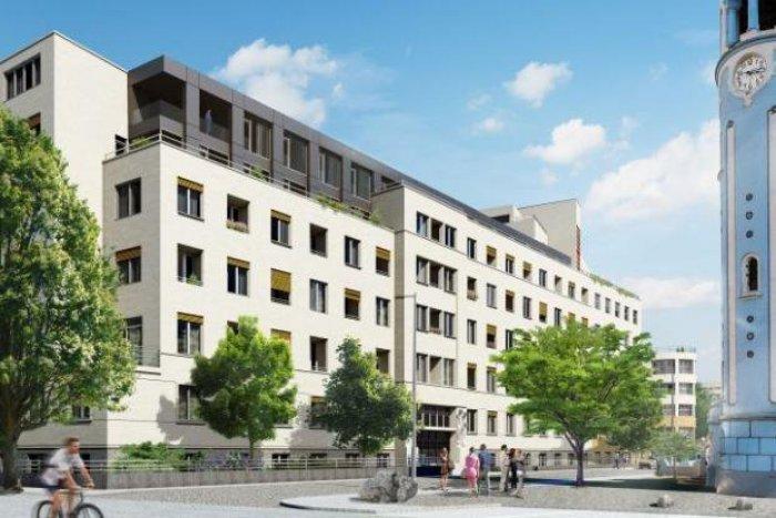 Ilustračný obrázok k článku Luxusný projekt Bezručova Residence spustil predaj apartmánov už aj v pamiatkovo chránenej budove