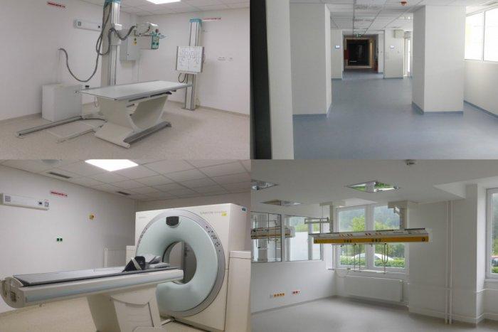 Ilustračný obrázok k článku Zábery, ktoré si môžete pozrieť ako prví: Nový urgent v spišskonovoveskej nemocnici v obrazoch