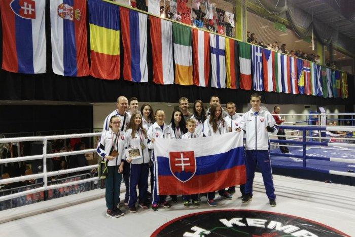Ilustračný obrázok k článku Prešovskí kickboxeri sa na európskom a svetovom pohári nestratili: Domov doniesli hromadu medailí