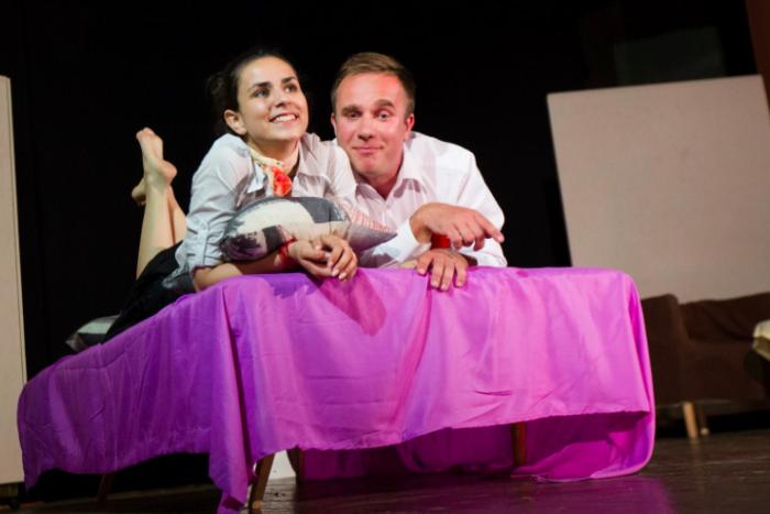 Ilustračný obrázok k článku Ochotníci z Ľubele organizujú vlastný trojdňový divadelný festival