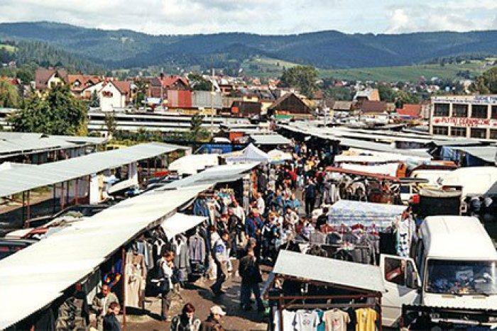 Ilustračný obrázok k článku Na nákupy do Noweho Targu po novom: Zabudnite na starú tržnicu