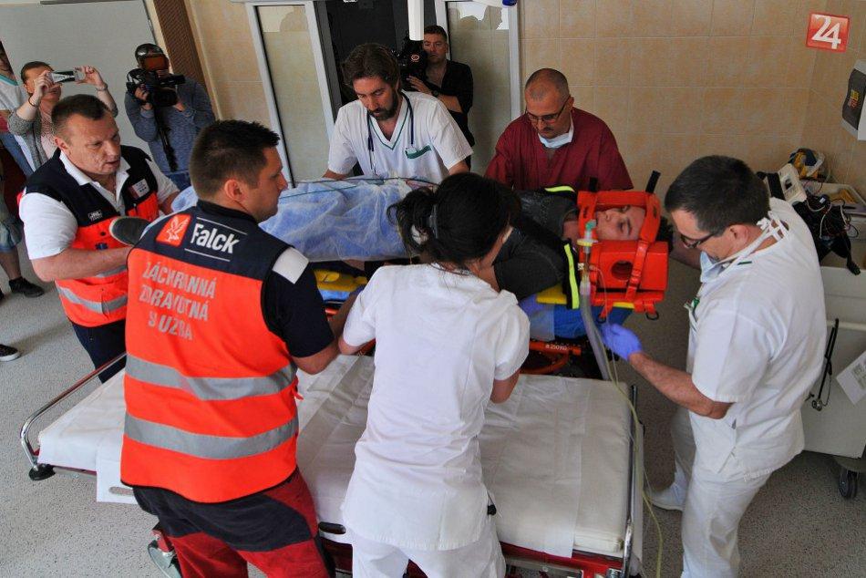 Ilustračný obrázok k článku Aká je čakacia doba na urgente vo zvolenskej nemocnici? Toto hovoria zistenia INEKO