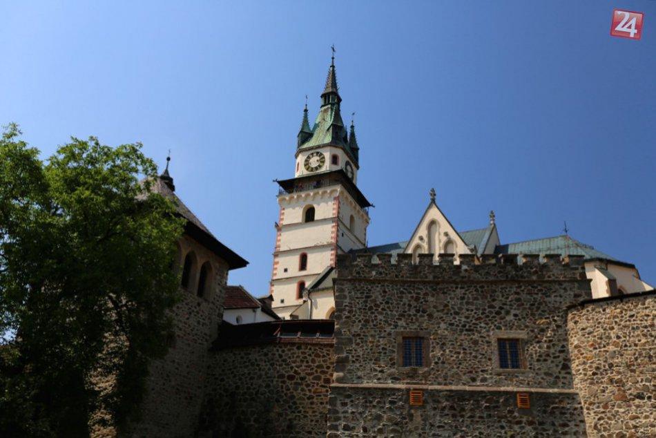 Ilustračný obrázok k článku Mestský hrad v Kremnici ožije: Na historky sa môžu tešiť malí aj veľkí