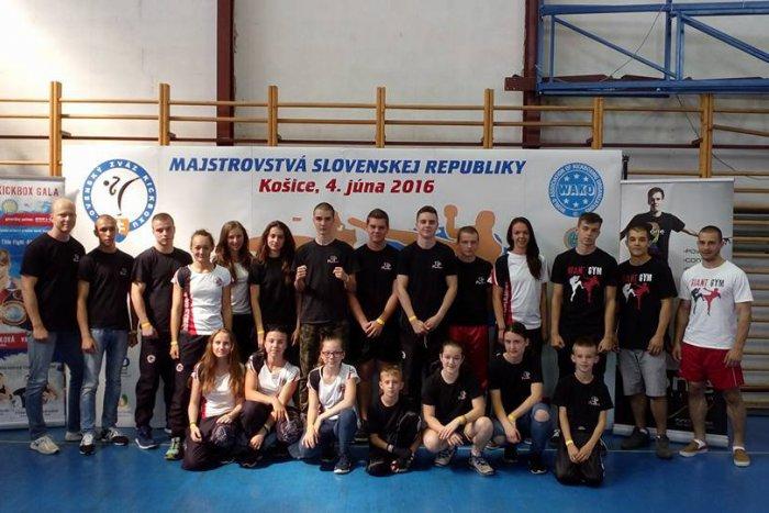 Ilustračný obrázok k článku Prešovskí kickboxeri opäť ovládli turnaj: Medailová žatva na majstrovstvách Slovenska