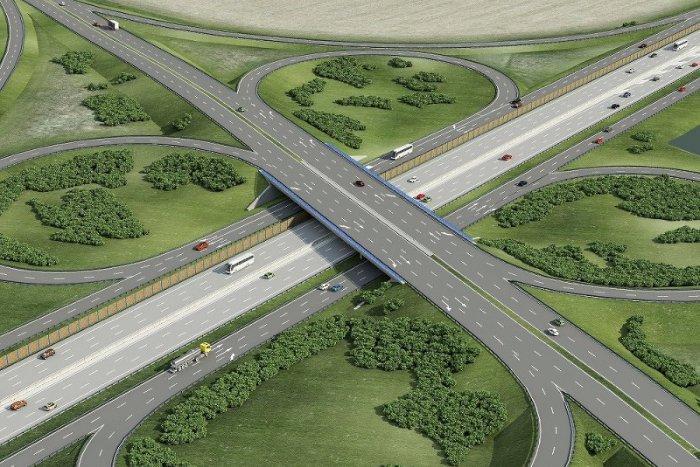 Ilustračný obrázok k článku Prehodnocujú dopravné riešenie diaľnice D1 medzi Bratislavou a Triblavinou
