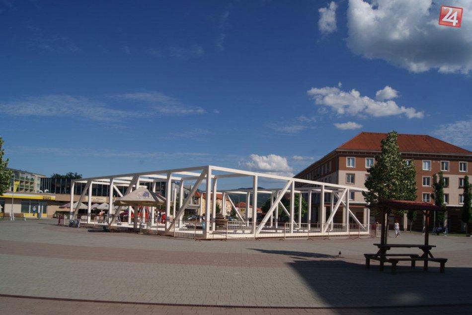 Ilustračný obrázok k článku Využitie pavilónu v centre Žiaru: Nebude sa tu len oddychovať