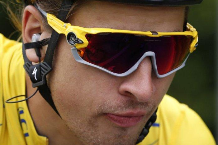 Ilustračný obrázok k článku FANDÍME SAGANOVI: Fenomenálny cyklista bojuje na Tour. Pošlite foto, ako držíte Peťovi palce