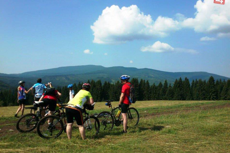 Ilustračný obrázok k článku Stačí nasadnúť na bicykel a šliapnuť do pedálov: Top 5 cyklotrás v okolí Brezna