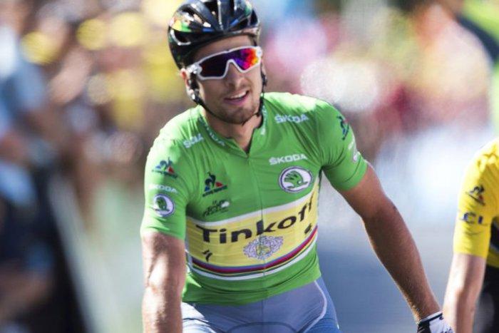 Ilustračný obrázok k článku FANDÍME SAGANOVI: Podporte Petra na Tour de France a hrajte o hodnotné ceny