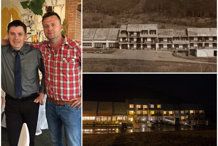 Ilustračný obrázok k článku UNIKÁTNE FOTO: Dvojica vášnivých hotelierov zmenila ubytovňu pri Bystrici na nepoznanie