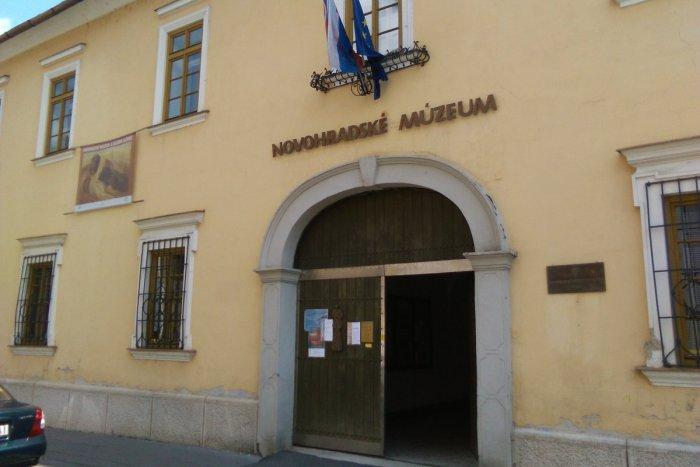Ilustračný obrázok k článku Priateľov Novohradského múzea a galérie čaká stretnutie: Prebehne nevšednou formou
