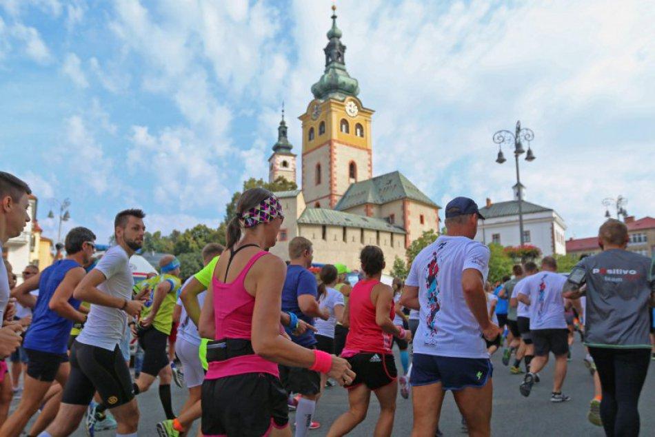 Ilustračný obrázok k článku Jedinečná medaila aj prostredie: Maratón, na ktorom by nemal chýbať žiaden milovník behu