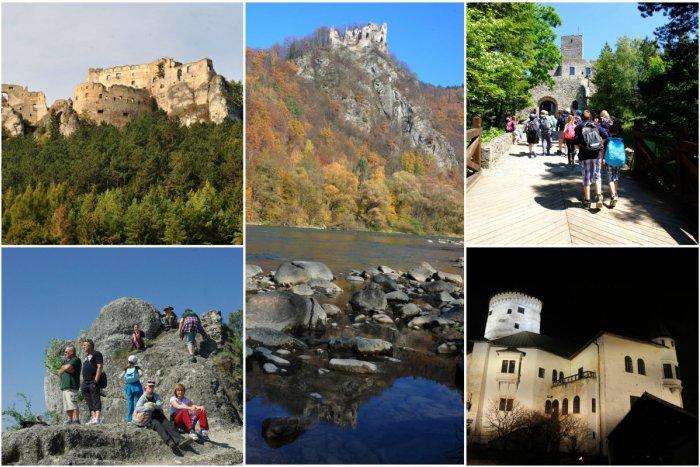 Ilustračný obrázok k článku Kam na výlet: 5 hradov neďaleko Žiliny, ktoré stoja za návštevu!