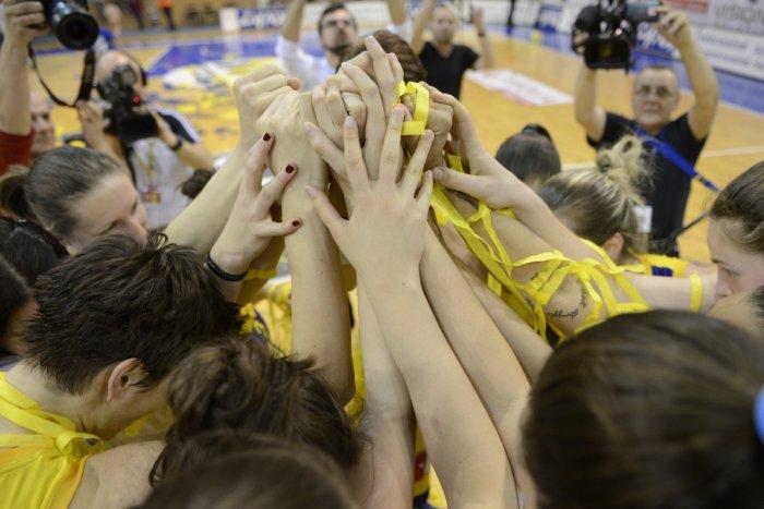 Ilustračný obrázok k článku Basketbalistky Good Angels vyhrali turnaj v Poľsku: Prišli však o oporu