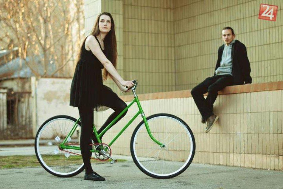 Ilustračný obrázok k článku Nápad, ktorý podporuje cyklodopravu v uliciach Trnavy: Študentom  požičiavajú bicykle