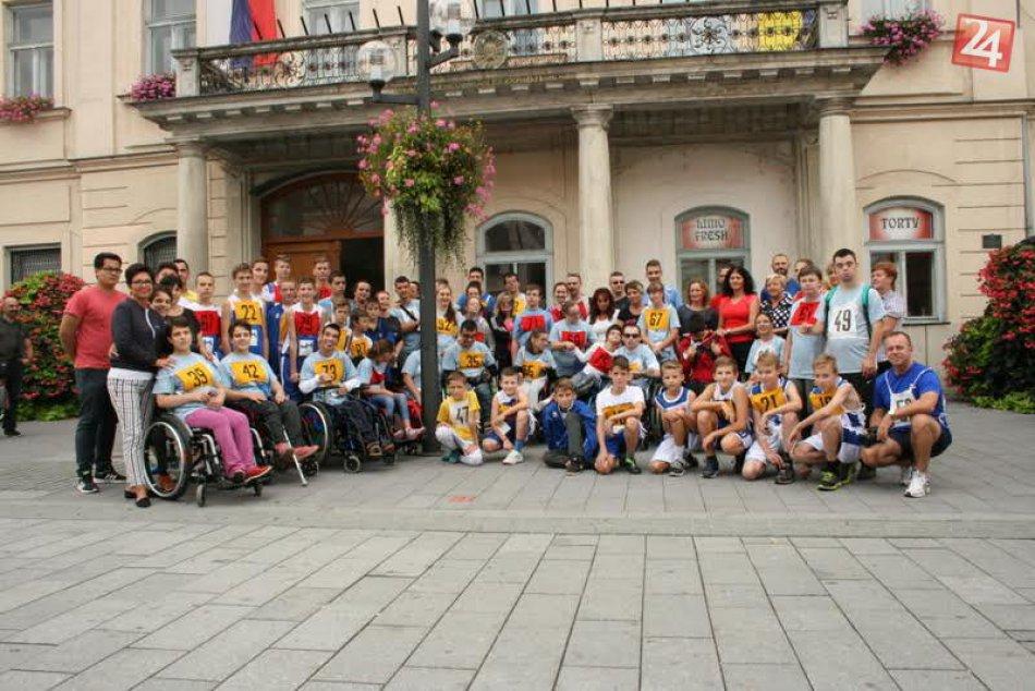 Ilustračný obrázok k článku Rozhodli sa pomáhať handicapovaným: Zoznámte sa s trnavským združením Iskierka