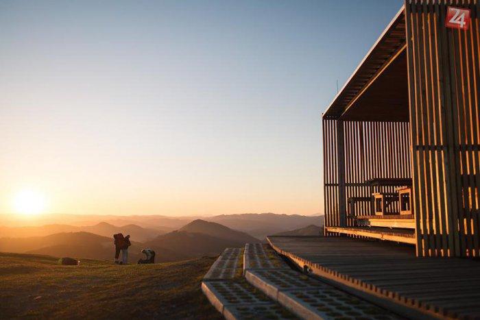 Ilustračný obrázok k článku Tip na výlet v okolí Žiliny: Vrch Straník ponúka nádhernú scenériu, FOTO