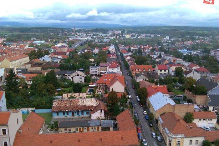 Ilustračný obrázok k článku Boj o titul najkrajšie mesto Slovenska. Lučenec pár dní pred finišom v TOP 10!