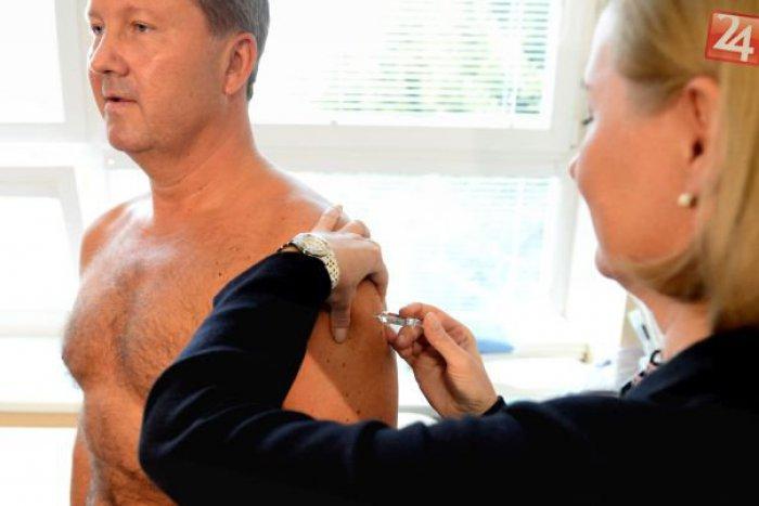 Ilustračný obrázok k článku Boj proti chrípke: V posledných rokoch sa dalo zaočkovať menej ako päť percent ľudí