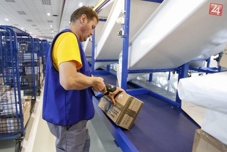 Ilustračný obrázok k článku Pošta stavia nové logistické centrum. Vyrastie len na skok od Zvolena