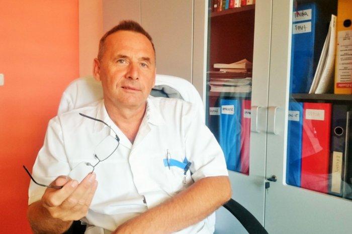 Ilustračný obrázok k článku Prešovský lekár zaujal pozoruhodným nápadom: Rozhovor s kardiológom Studenčanom