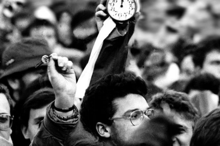 Ilustračný obrázok k článku November 89: Ako prebiehala nežná revolúcia v Košiciach?