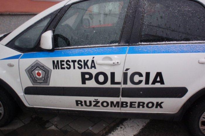 Ilustračný obrázok k článku Pochvala pre ružomberských mestských policajtov: Bez váhania pomohli mladej rodine