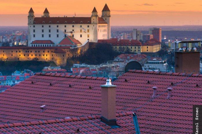 Ilustračný obrázok k článku Bratislava bude v roku 2017 budovať ďalšie cyklotrasy aj parkoviská