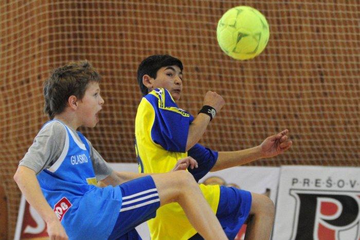 Ilustračný obrázok k článku Prípravky zabojujú o pohár: Na futbalovom turnaji sa predstavia mladé talenty