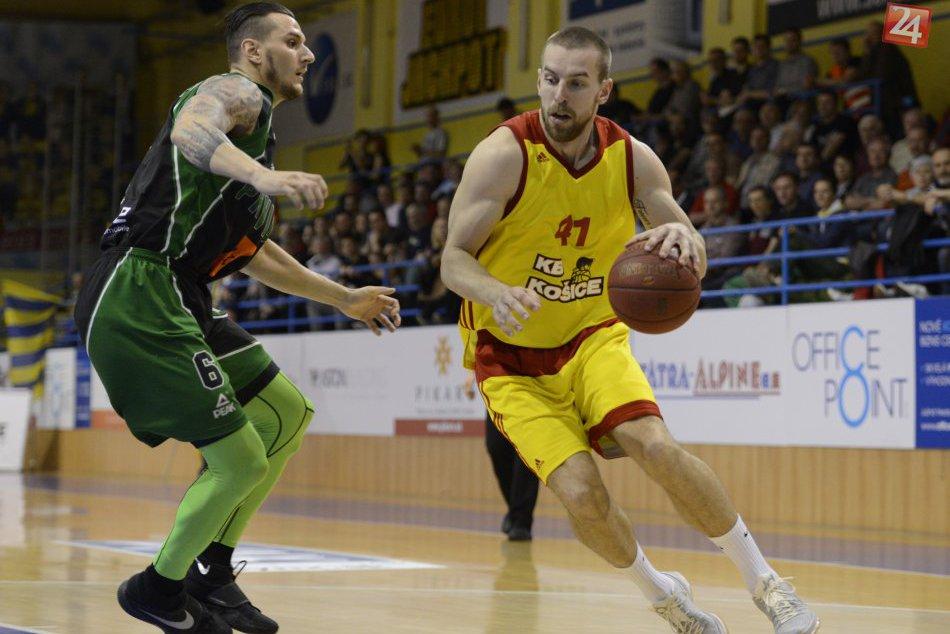 Ilustračný obrázok k článku Basketbal: Košičan s významnou poctou, stal sa najlepším hráčom mesiaca