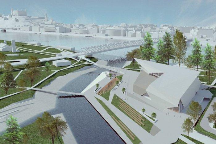 Ilustračný obrázok k článku Budúcnosť dunajských nábreží: Pozrite si ich vo virtuálnej realite