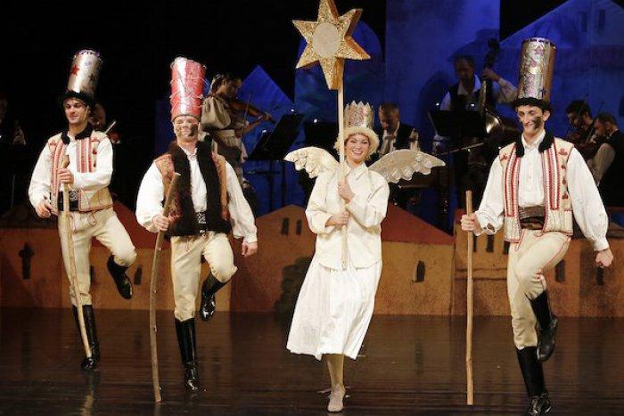 Ilustračný obrázok k článku Vianočný koncert Mondi SCP