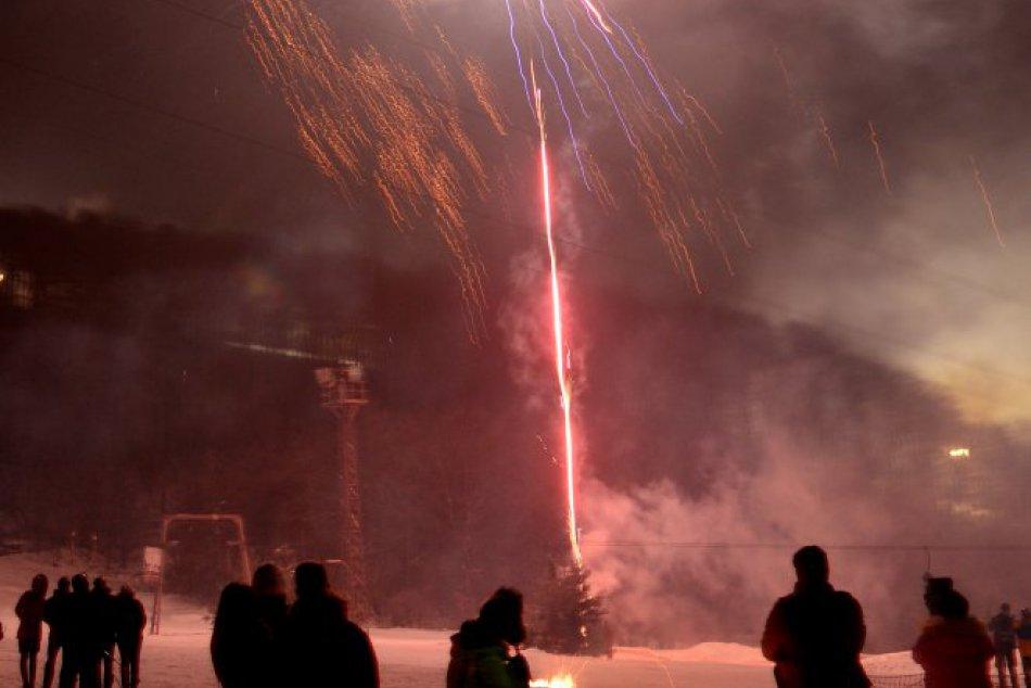 Ilustračný obrázok k článku V ružomberskom okrese vznikol najväčší požiar spôsobený oslavami Nového roka!