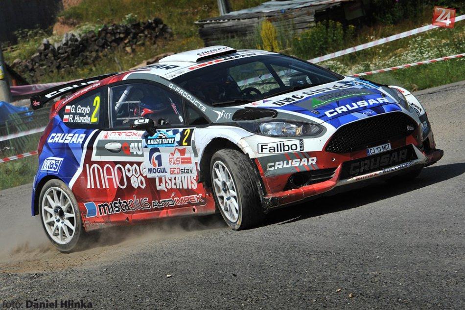 Ilustračný obrázok k článku Začína Rallye Tatry: Od piatka do nedele na cestách s obmedzením
