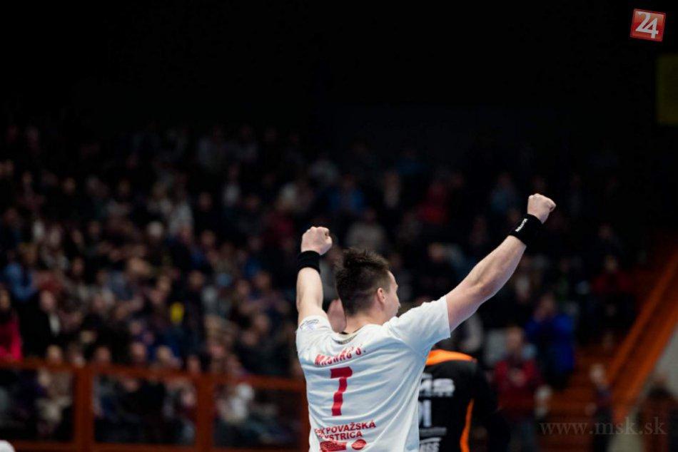 Ilustračný obrázok k článku Výrazné víťazstvo Považskobystričanov: Hráči vyzdvihujú atmosféru, VIDEO a FOTO