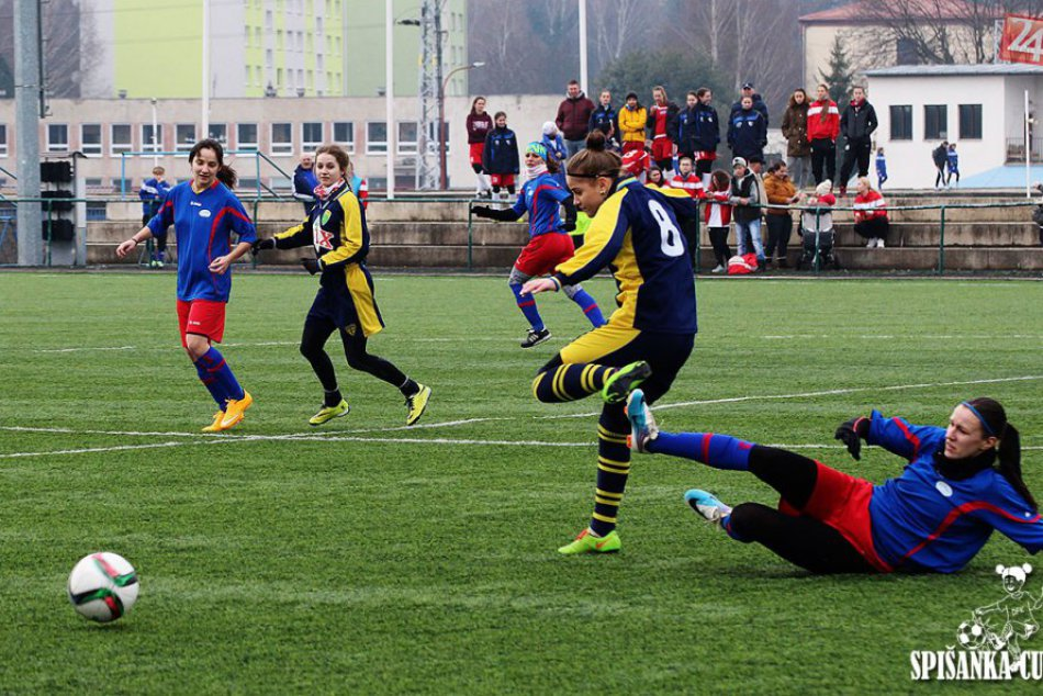 Ilustračný obrázok k článku V Spišskej sa pripravuje turnaj žien vo futbale: Tešte sa na Spišanka Cup!