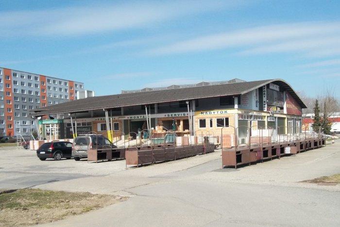Ilustračný obrázok k článku Zo šalianskej tržnice budú byty: Ich výstavba sa už začala