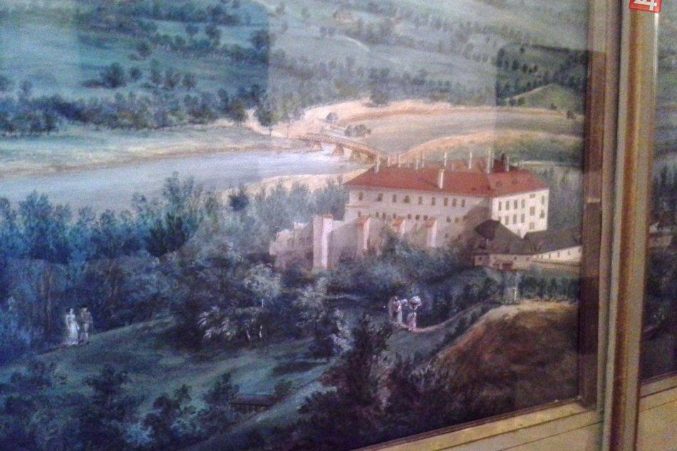 Akvarel od Jozefa Lipperta